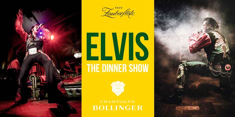 Elvis Dinner Shows 29.11. & 30.11.18